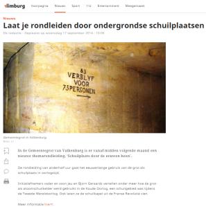 Artikel 1 Limburg
