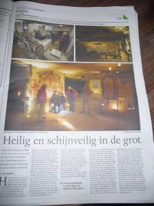 Artikel dagblad de limburger